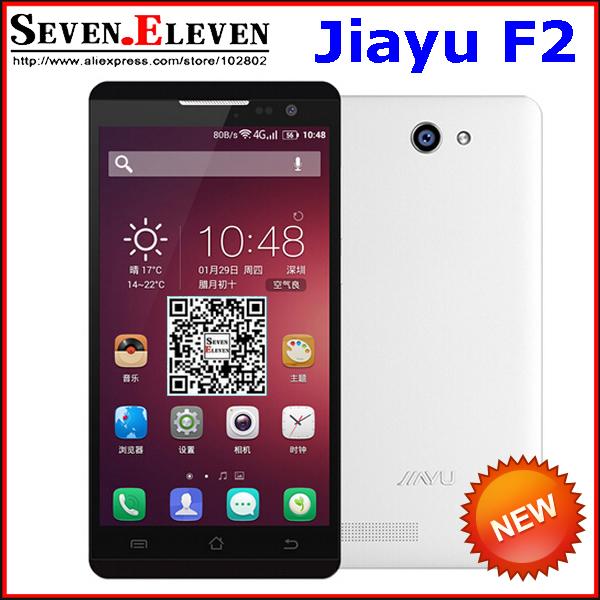 Мобильный телефон Jiayu F2 MTK6582 1.3 4G FDD LTE 4.4 SIM 5' 1280 * 720 P iPs OGS 8mP 2G 3000mAh мобильный телефон xiaomi redmi 4g 5 5 ips 1280 x 720 2 16 1 2 3100mah 13 0mp