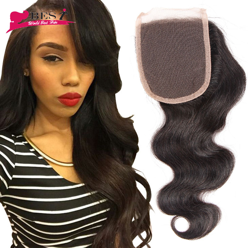 Peruvian Virgin Hair Body Wave With Closure Peruvian Virgin Hair With Closure Human Hair With Closure 3 Bundles With Closure
