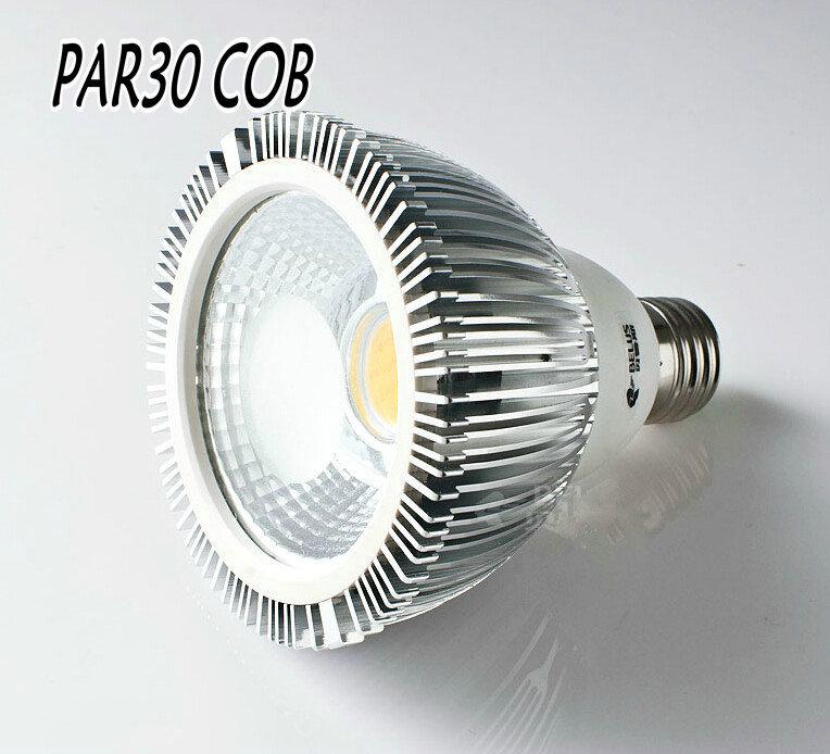 COB LED par30 18W 1800lm bulb E27 replace to 100W spotlight high quality high lumens(China (Mainland))