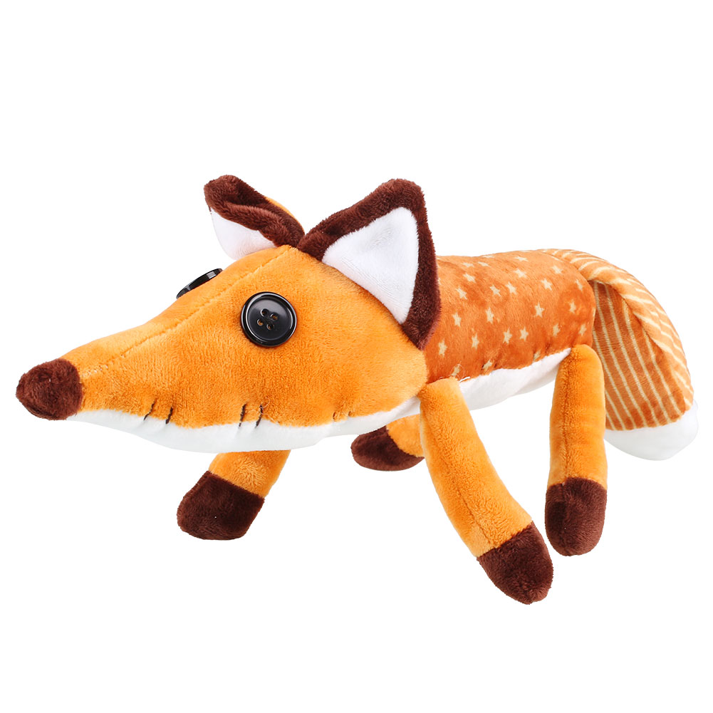 Cute The Little Prince Kids Child Fox Plush Doll Lovely Stuffed Animal(China (Mainland))