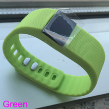 Green TW64 Smart Bluetooth Watch Bracelet Smartband Wristband Sport Pedometer for Apple IOS Android System Intelligent Phone