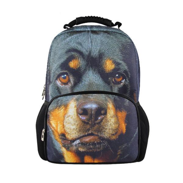 2014 new design kids school backpack animal bag backpack dog boys gifts children backpack mens outdoor backpack free shipping<br><br>Aliexpress