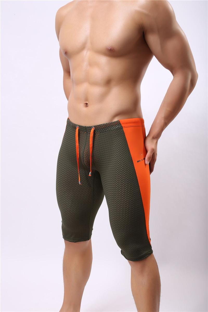Мужские спортивные шорты свободного покроя отдыха все для летних фитнес тренажерный зал мужчины тренировки хлопок тощий тренажерный зал бокса бег йога бороться шорты для человека