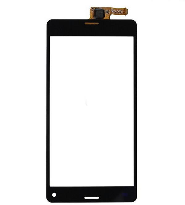 1 100% Original touch screen digitizer panel touchscreen Sony Xperia Z3 MIni Compact D5803 D5833