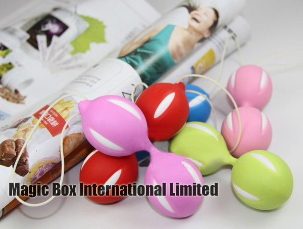 Free Shipping Geisha Ball, Smart Bead Love Ball, Ben Wa Ball, Sex Toys For Women, Sex Products, Kegel Exercise, Vagina Trainer(China (Mainland))