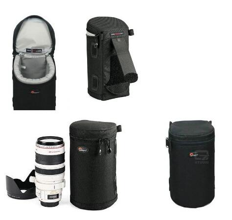Lowepro Camera bag Lowepro Lens Case 3 Lens Cases LC3 Lens barrel for Nikon Canon 70-300mm(China (Mainland))