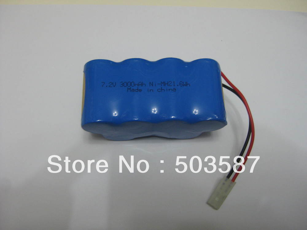 Free shipping! Brand new 7.2V 3000mAh Ni-MH rechargeable battery pack for Shark Vacuum cleaner V1950,VX3 and replace XB1918(China (Mainland))
