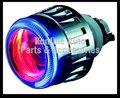 2 5 INCH G5 Bi Xenon HID Projector Lens Kit with angel eyes devil eyes hid