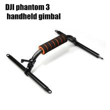Lossless professional aerial DJI phantom 3 modification accessories PTZ camera Aluminum handheld stabilizer Handheld gimbal