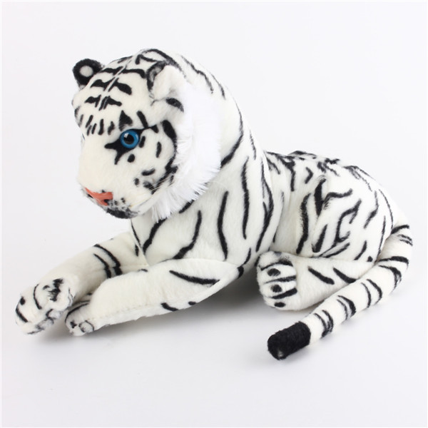 NEW Hot sale cute plush tiger toys lovely stuffed doll Animal pillow Children Kids birthday gift 40cm(China (Mainland))