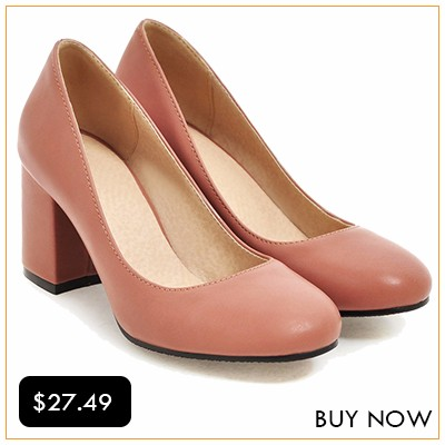 J&K New Brand Big Size 34-43 Pumps Fashion Lace Up Shoes Woman Elegant Square Toe Pumps Spring Summer High Heel Leisure Shoes