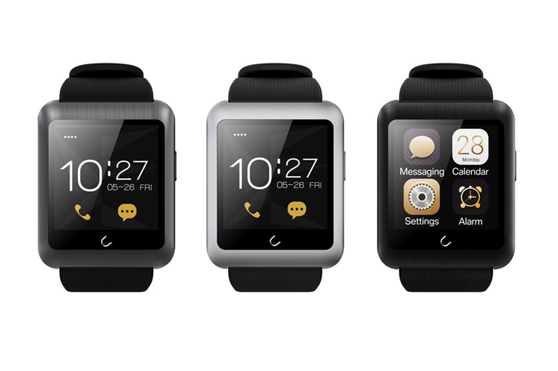 U11 MTK2502C Nucleus 64M/128M 1.59-inch Bluetooth 4.0 SIM Card Touch Screen Supported Smart Watch Phone Mate<br><br>Aliexpress