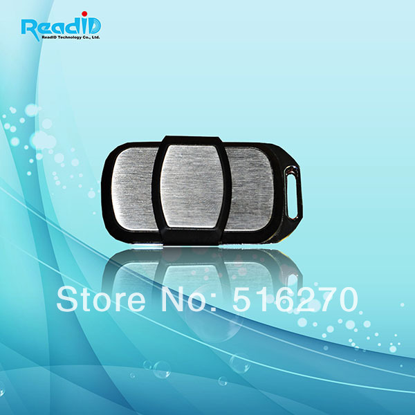 Free shipping 2.4ghz active rfid tag/rfid keyfob tag /rfid keychain tag for vehicle management people management 70m(China (Mainland))