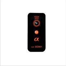 Wireless IR Remote Control Camera Shutter Release For SONY NEX-5T/N/R/C A6000 A230 A290 A330 A450 A560 A700 A900 A57 A65 A77 A99