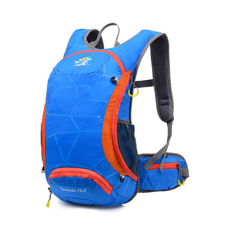 Ripstop Waterproof Light Backpack for Bike Outdoor Running Motorcycle Hiking Cycling Hydration Backpacks + Optional 2L TPU Bag(China (Mainland))