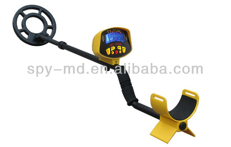 2016 gold rush time manufacturer factory Metal Detector MD3010II