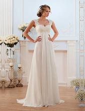2016 Vestido de noiva Lace font b Wedding b font font b Dresses b font Sweep