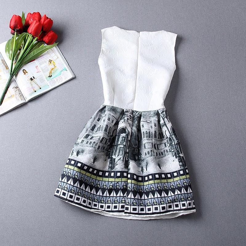 Женское платье 2016 Vestidos LW070