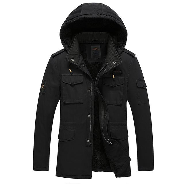 Зимняя куртка мужчины новое поступление 2015 мода горячие теплые толстые мужские ...