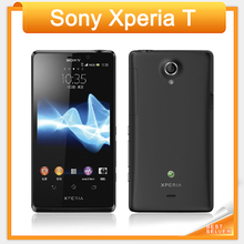 2016 Limited Rushed Original Unlocked Sony Xperia T LT30p Mobile Phone 4.6'' Dual-core 1.5GHz 16GB 13MP 3G GPS WiFi Android 4.0(China (Mainland))