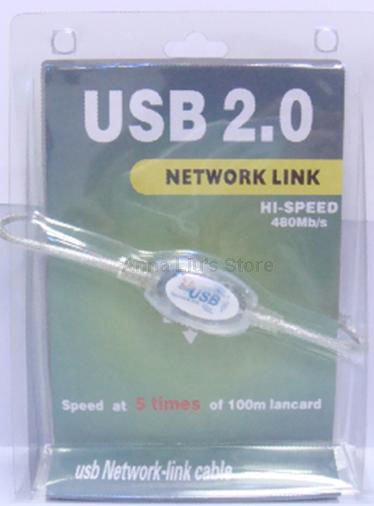 USB to USB Network Link Cable(China (Mainland))