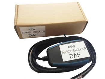 Truck/Buses/Heavy Vehicles Diagnostic Tool Adblue Emulator for DAF Diagnosis scanner freeshipping by hong kong post