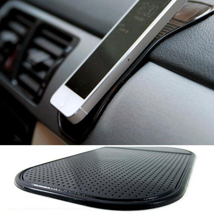 Car Styling Spider Non slip Mat Silicone PastePad Car Mobile Anti slip Magic Mat Car Accessories