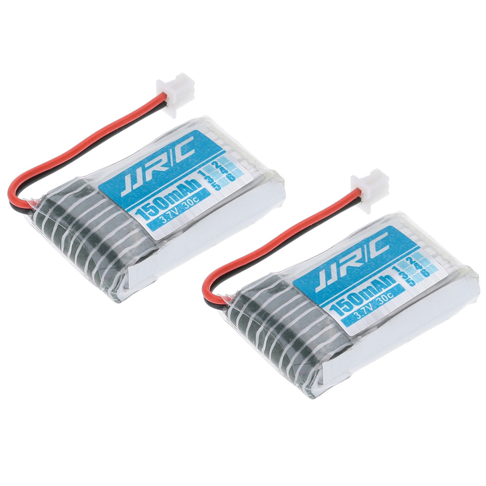 JJRC H20-04 3.7V 150mAh 30C Li-po Battery for JJRC H20 RC Hexacopter 66<br><br>Aliexpress