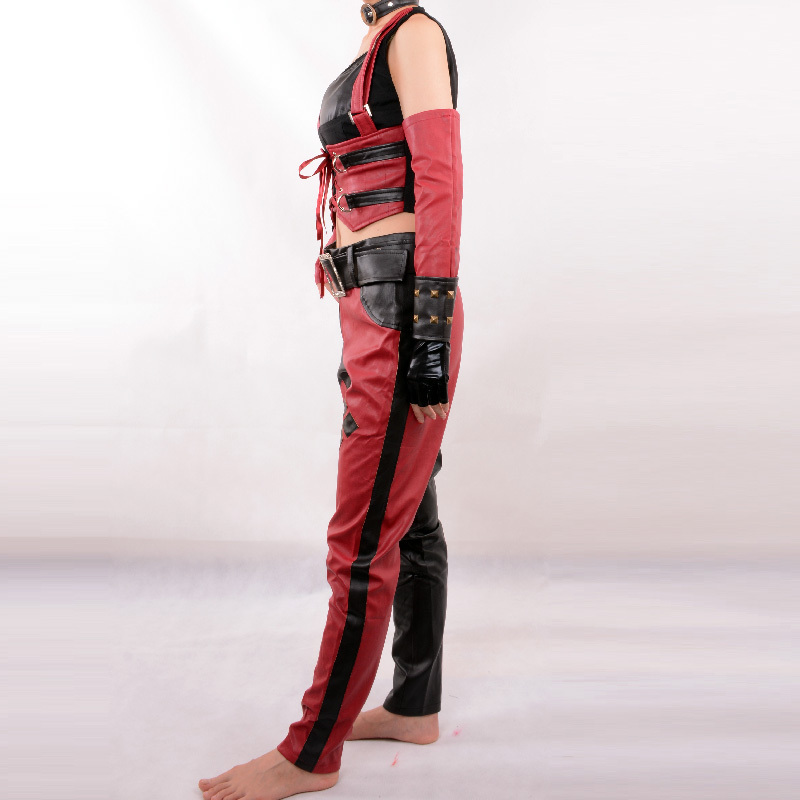 product batman arkham city secret wishes harley quinn costume adultjsp