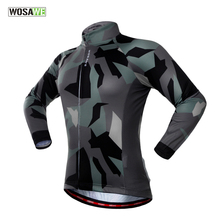 Buy WOSAWE New Summer Cycling Jersey Bike Long Sleeve Top Shirt Clothing Clothes Bicycle Sportwear Jersey S-2XL Men & Women for $20.99 in AliExpress store