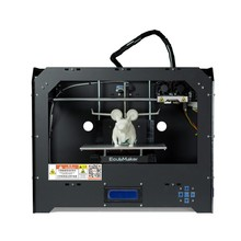 EcubMaker Dual Extruder high precision 3d printer head