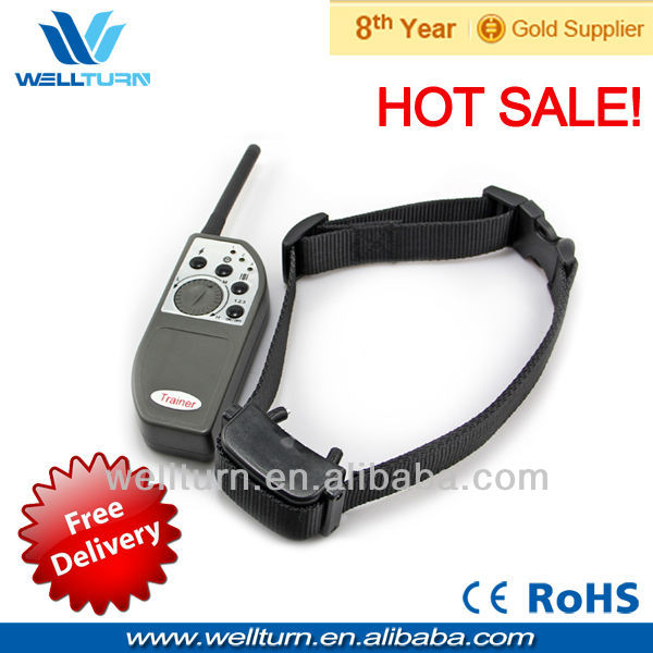 Rechargeable remote control with LCD Display home dog training Importers Add collars can control 2 or 3 dogs(China (Mainland))