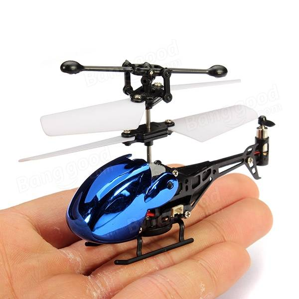 LH-1311 3.5CH Mini Micro Remote Control RC Helicopter RTF Mode 2(China (Mainland))