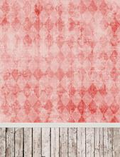 Photo Studio Backdrop Baby Red Rose Wallpaper Wood Backdrop