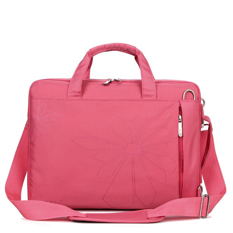 Lady Computer Bags Nylon Laptop Bag Lady 1314