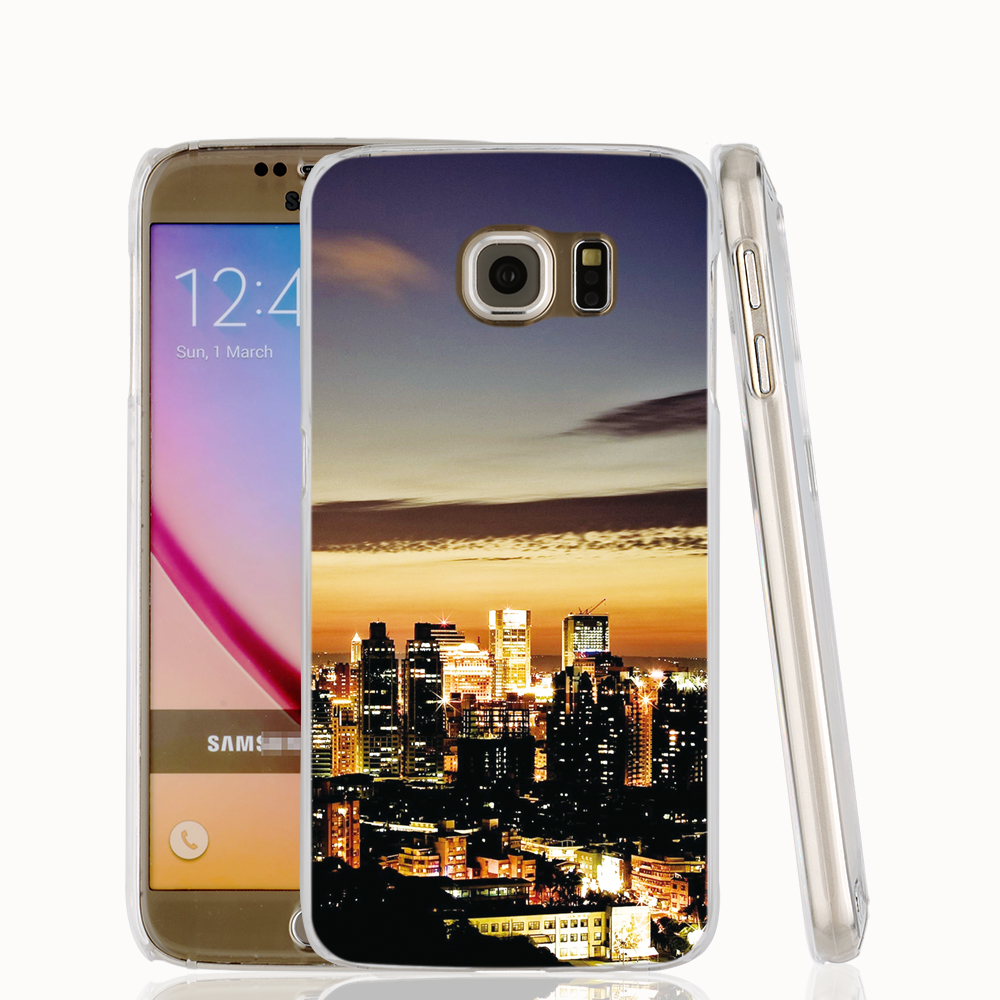 17824 Taiwan Taipei 101 At Night cell phone case cover for Samsung Galaxy S7 edge PLUS S6 S5 S4 S3 MINI(China (Mainland))