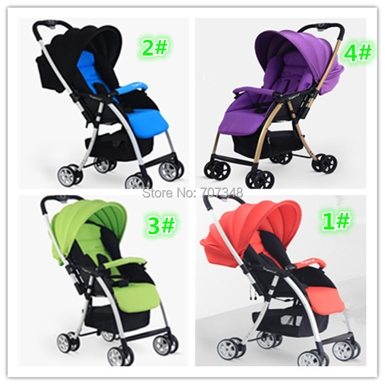 On Big Promotion Good Quality Baby  Stroller/Baby Pram Moms Best Gift to Baby Can Be Folded Best Service  <br>