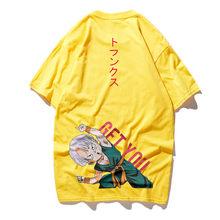 RUELK Dragon Ball футболка для мужчин летний топ Dragon Ball Z Супер сын Goku Косплей Забавные футболки Аниме, Вегета DragonBall Футболка Топ(China)