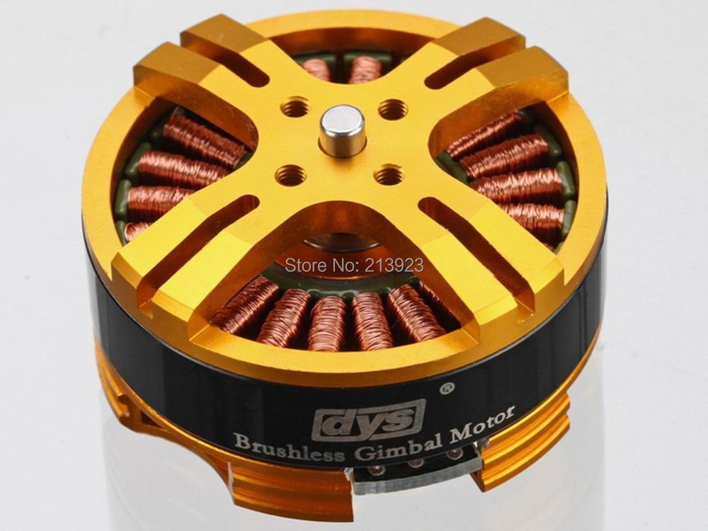 Official DYS Brushless Gimbal Motor BGM4108-130 for Camera Mount FPV PTZ