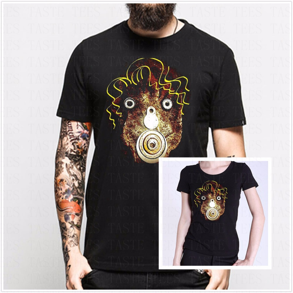 Shirts human design - Fashion Human 3d Print Black T Shirt Men Women Harajuku Sexy Custom Design Cotton O Neck