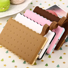 Cookies Shape Powerbank 8000mAh External Battery Portable and Mini Charger for Mobile Phone Xaomi Iphone Power Bank