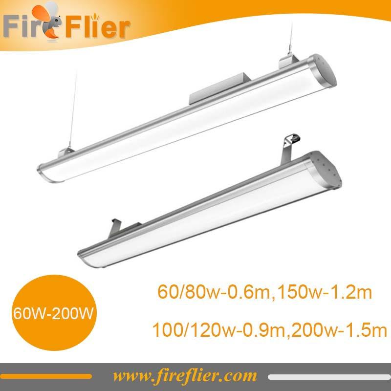 Здесь можно купить  Free Shipping 60cm 90cm 120cm 150cm 100w 120w 150w 200w ip65 cow farm light chicken led lamp 60w 80w retrofit led tubes grid  Свет и освещение