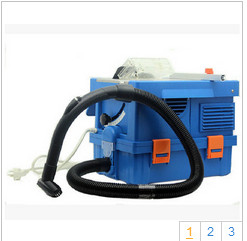 Multifunction dust sawing machine, cutting laminate flooring, solid wood flooring installation work table saws Power Tools(China (Mainland))