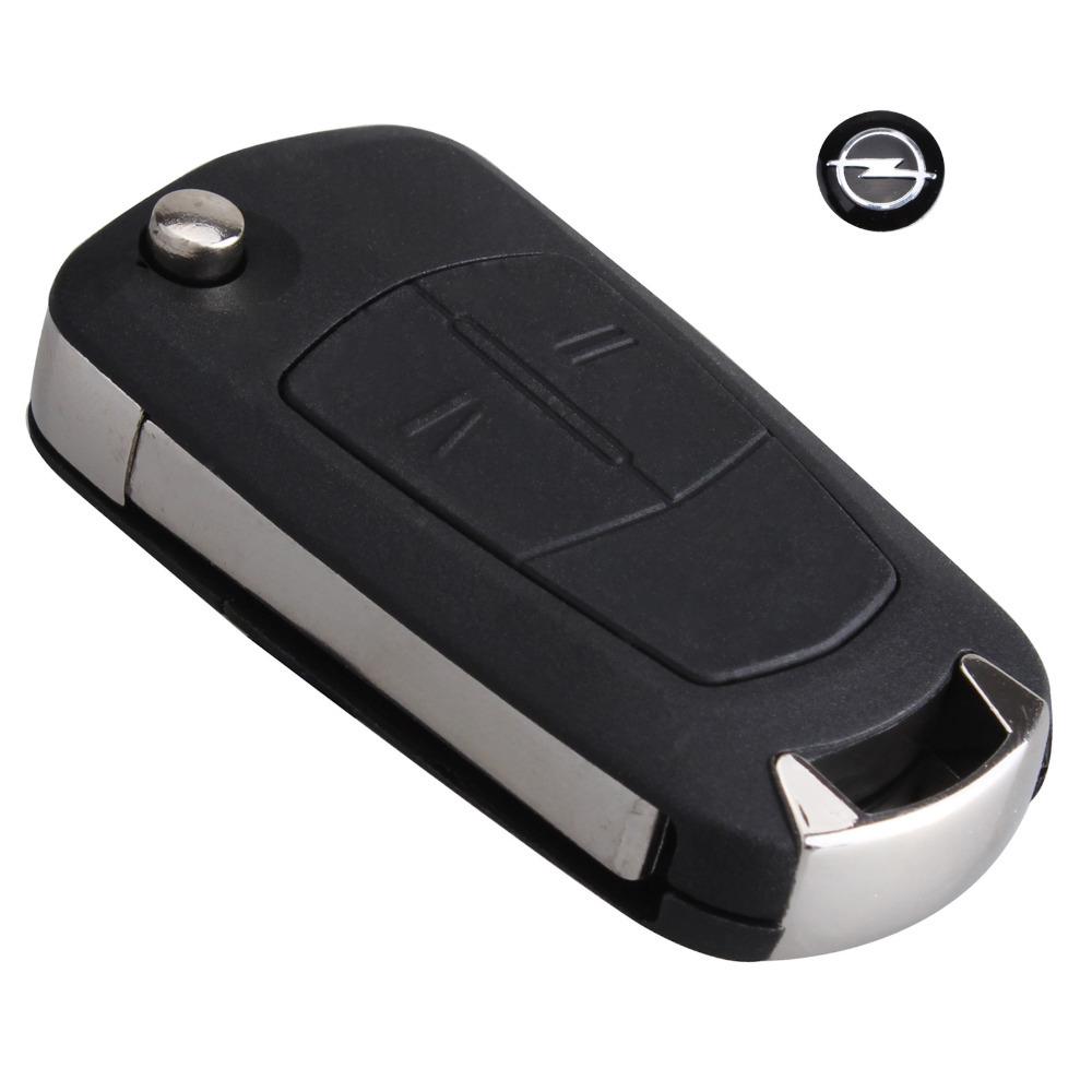 Vauxhall Opel Corsa Astra Vectra Zafira Signum 2 Button Remote Key Fob Case Free shipping(China (Mainland))