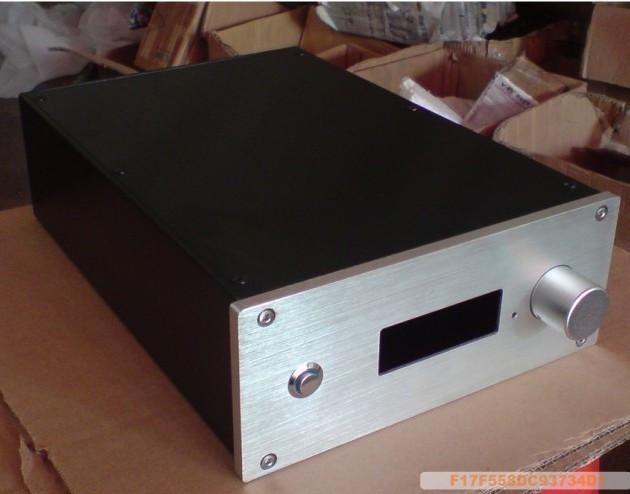 Free shipping, F6 jc229 aluminum computer case(China (Mainland))