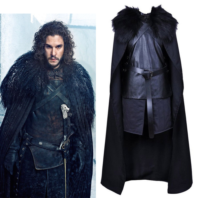 This Jon Snow Halloween Costume Lets You Immortalize The ...