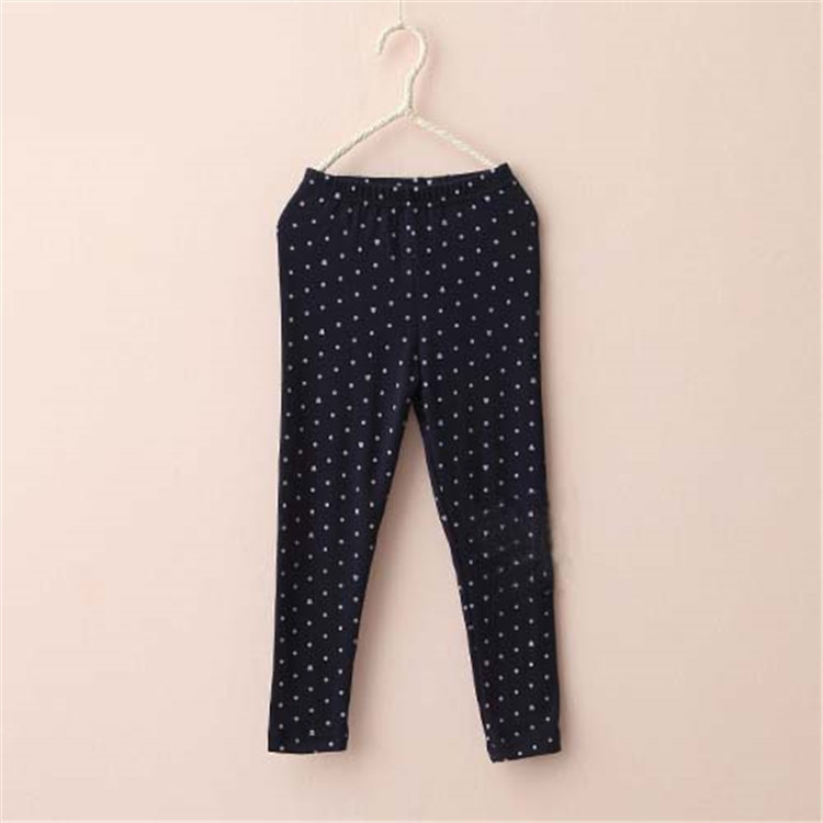 2015 spring and autumn new style baby girls fashion leggings little girls warm pants A3200(China (Mainland))