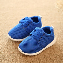 2016 baby shoes 0 - 3 years old fashion kids walking shoes boys and girls canvas shoes children's casual sports shoes sneakers(China (Mainland))