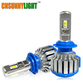 Super Bright Car Headlights H7 LED H8 H11 HB3 9005 HB4 9006 70W 7000lm Auto Front