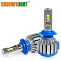 Super Bright Car Headlights H7 LED H8 H11 HB3 9005 HB4 9006 H1 70W 7000lm Auto
